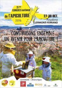 21ème Congrés national de l'apiculture française