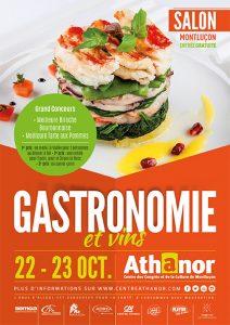 Salon Gastronomie & vins de Montluçon – Athanor (03)