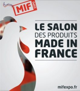 Saint-Nec' Truck au Salon du Made in France