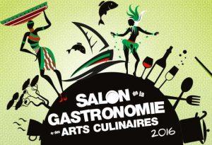 Le Saint-Nec'truck au Salon de la Gastronomie et des arts culinaires
