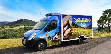 Le Saint-Nec' Truck repart sur les routes de France !