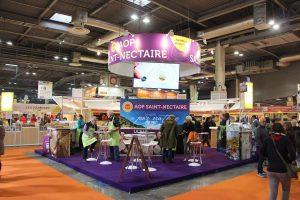 L'AOP Saint-Nectaire au Salon International de l'Agriculture 2017