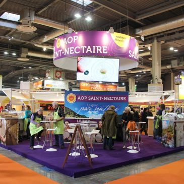 L'AOP Saint-Nectaire au Salon International de l'Agriculture 2017