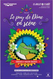 Festival le puy de Dôme en scène