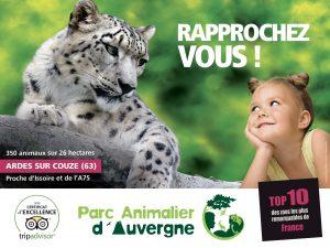 Dégustation au Parc Animalier d'Auvergne