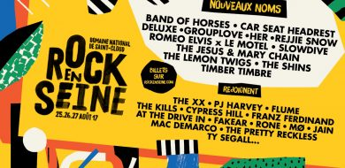 La Fourme d'Ambert à Rock en Seine