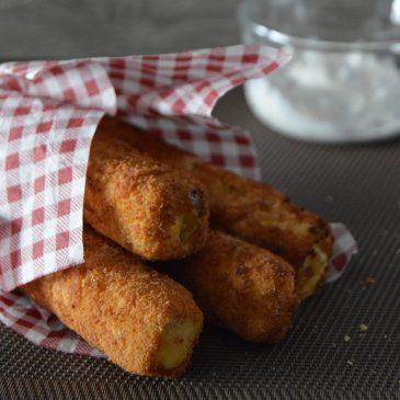 Frites de Fourme d'Ambert