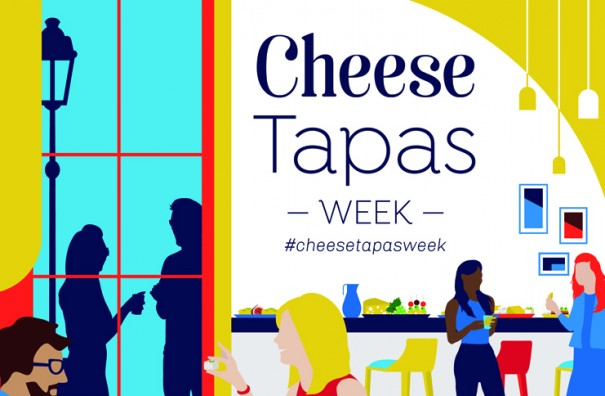 Cheese Tapas Week, 2ème édition
