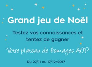 Grand Jeu de Noël 2017