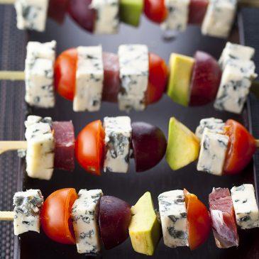 Avec quels fruits accordez votre fromage AOP d'Auvergne ?