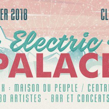 Les Fromages AOP d'Auvergne partenaires de l'Electric Palace