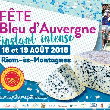 Fête du Bleu d'Auvergne 2018