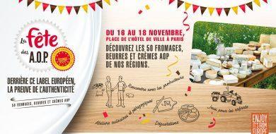 Grande fête des AOP à Paris