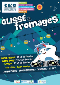 Glisse and Fromages