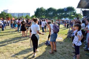 L'AOP Fourme d'Ambert partenaire du Festival Europavox
