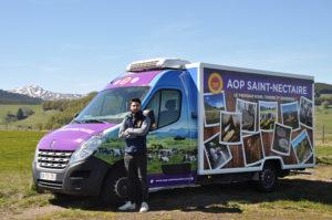 Le Saint-Nec' Truck se refait une beauté pour l'été