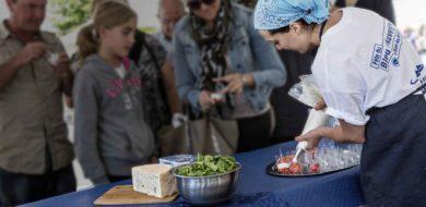 Rendez-vous les 17 et 18 juillet à Riom-Es-Montagnes pour la Fête du Bleu d'Auvergne