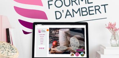 Un nouveau site internet pour l'AOP Fourme d'Ambert