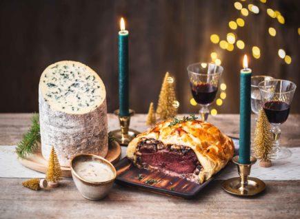 L'AOP Fourme d'Ambert s'invite sur les tables des fêtes de fin d'année
