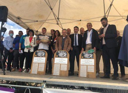 Concours Officiel de l'AOP Saint-Nectaire 2021 : le palmarès